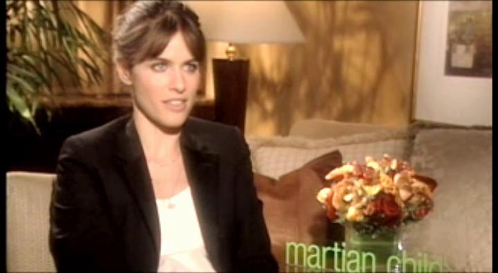 Amanda Peet, John Cusack, Bobby Coleman – Martian Child   (Hollywood.com)