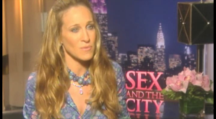 Sarah Jessica Parker – Sex & The City (Hollywood.com)