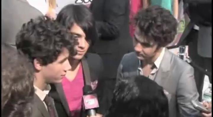 Jonas Brothers (Hollywood.com)