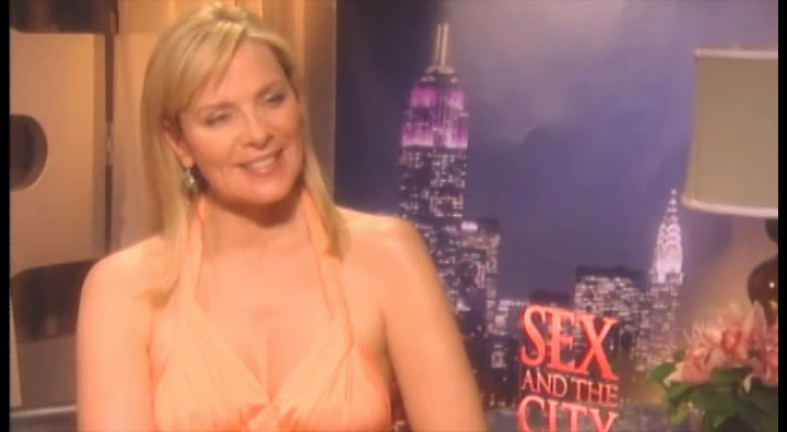 Kim Cattrall – Sex & The City (Hollywood.com)