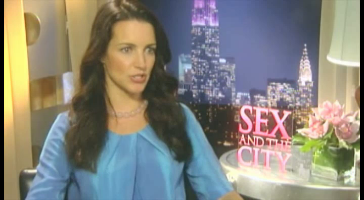 Kristin Davis – Sex & The City (Hollywood.com)