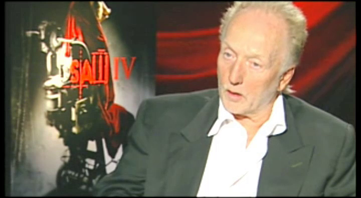Tobin Bell, Betsy Russell – Saw IV (Hollywood.com)